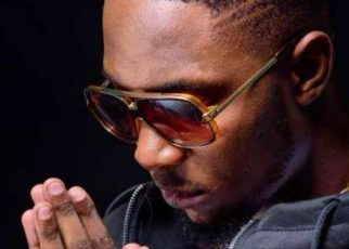 Watch Stanley Enow pray for his fans