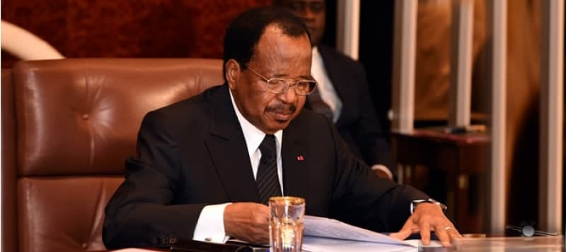Read ENAM Common law applicants' open letter to President Paul Biya