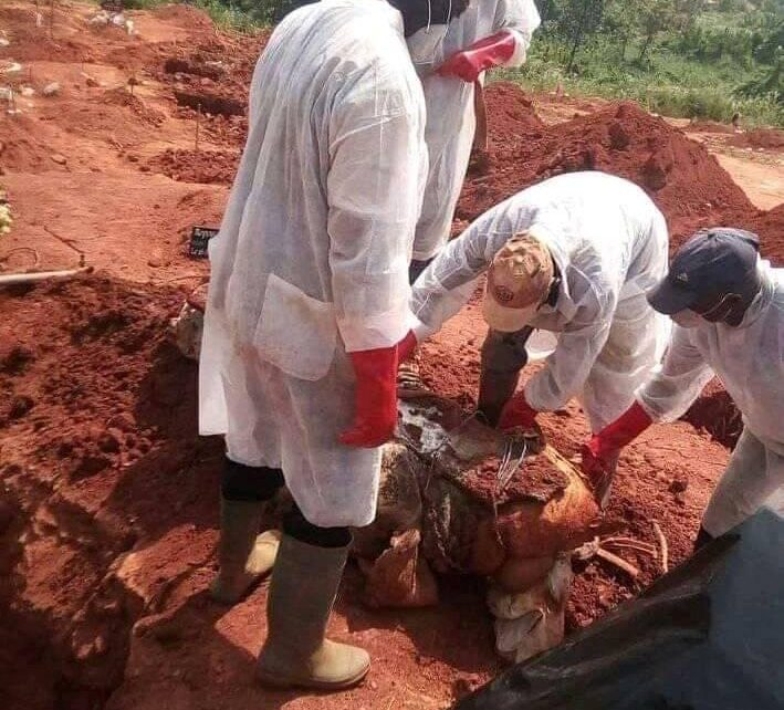 YAOUNDE: Pastor kills and buries 3 female Congregants!