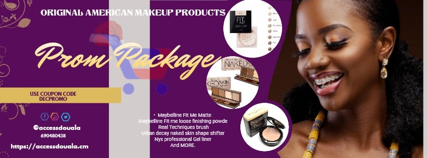 buy makup products in cameroon
