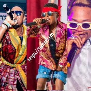 Top ten Cameroonian artists with best stage attitude