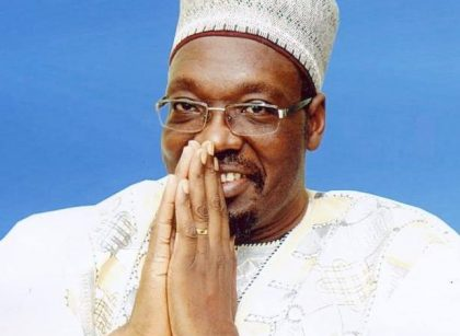 """''In accordance with Islam, """"Muslims are not bothered by where the first president of Cameroon was buried'' Issa Tchiroma Bakari"""