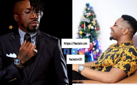 Dulafe Valery expressed disappointment in Stanley Enow's My way remix. see Stanley's reply
