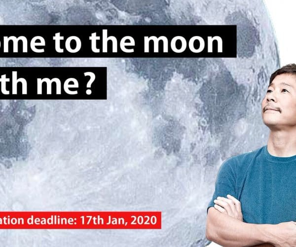 Yusaku Maezawa a Japanese billionaire seeks a life partner she can take to the moon
