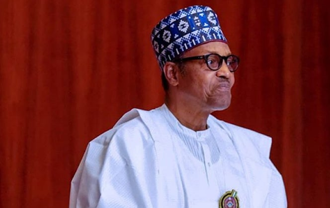 ''Nigerians can't continue going overseas for treatment'' Buhari.