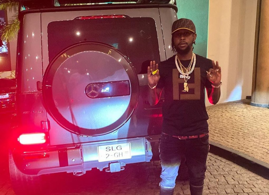 Year of return: Jamaican singer Popcaan shows a house he Just Bought in Ghana