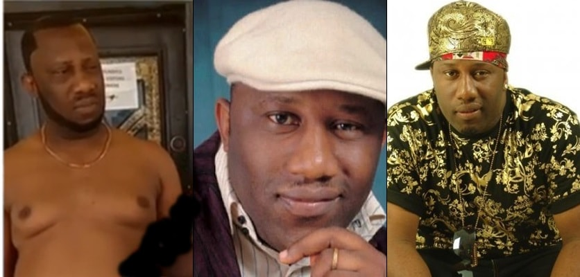 (video)Veteran Actor, Ernest Asuzu battles stroke, turns road side beggar
