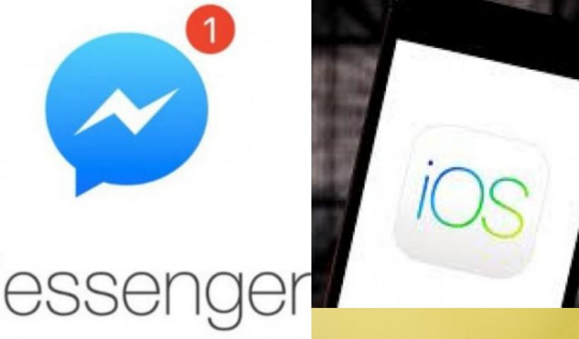 Facebook Messenger to be rolled out of IOS