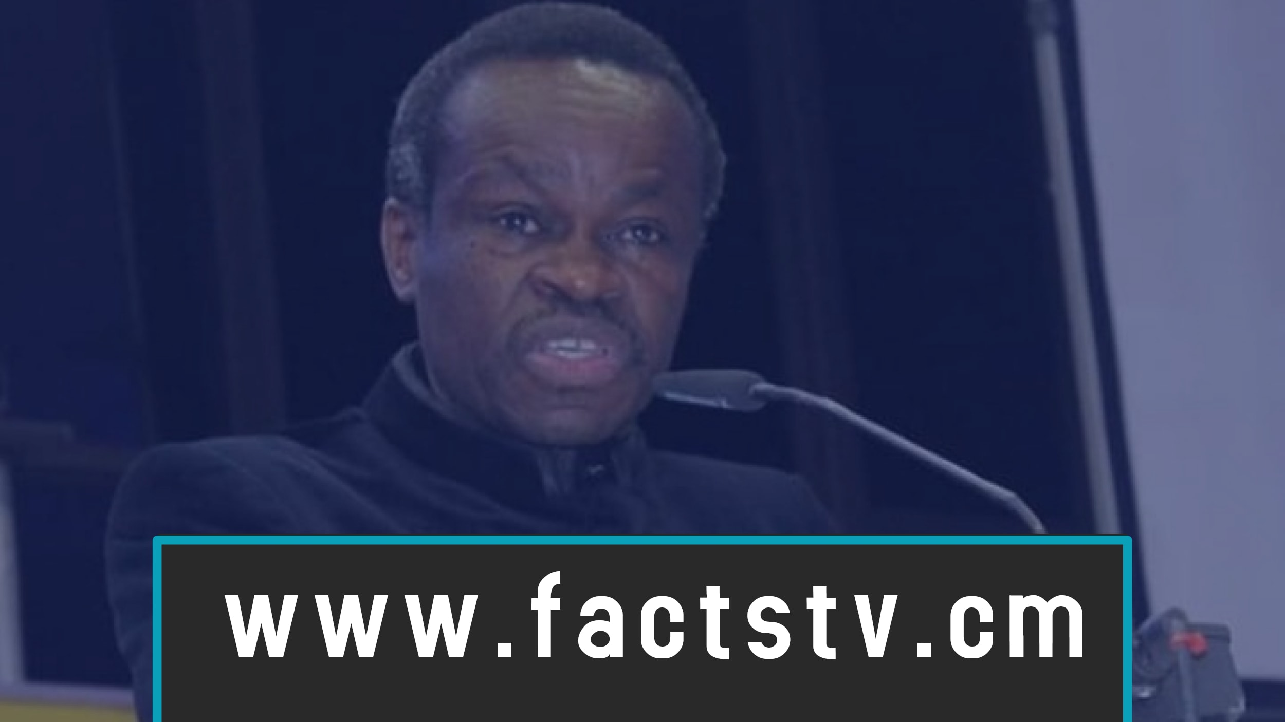 ''Africa Will Arise! Time is Now!'' PLO Lumumba