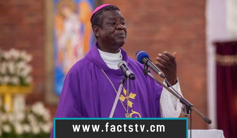 The Archbishop of Douala, Samuel Kleda has produced a mixture of plants that have cured some Coronavirus patients in Cameroon
