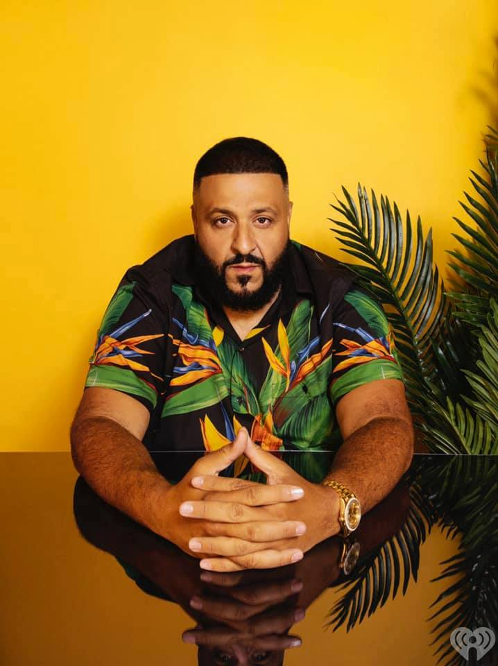 Dj Khaled Stopped A Model From Twerking On His Instagram Live Session