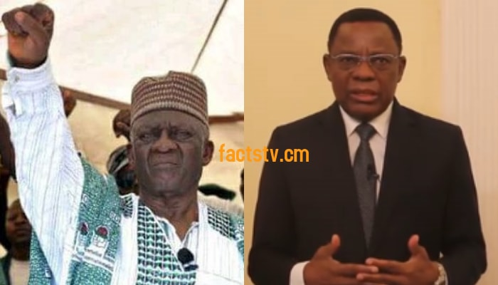 John Fru Ndi refuses to partner with Maurice Kamto