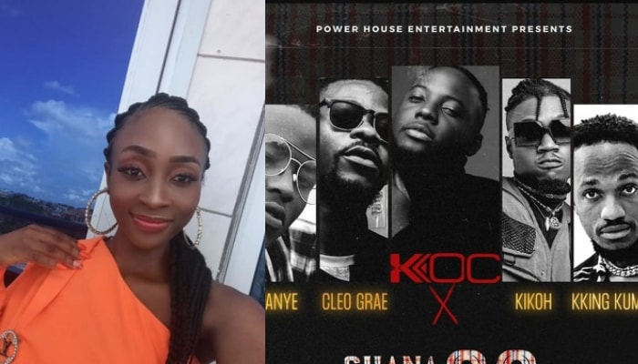 Cameroonian Blogger La Fleur attacks Ko-c's new single Ghana Must Go For Promoting Violence against women