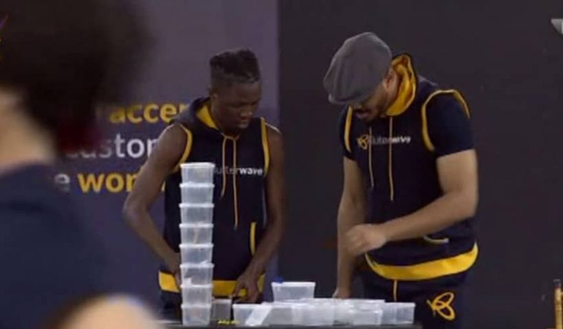 BBnaija: Congratulations to Laycon and Ozo for winning the Flutterwave challenge