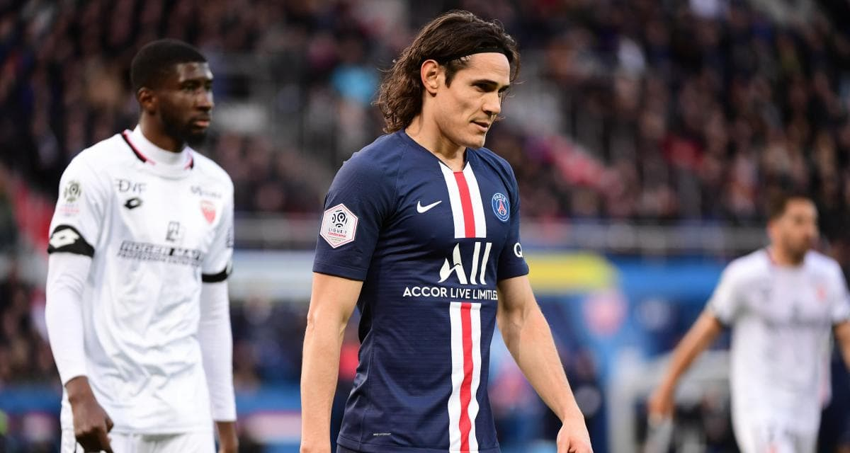 Uruguayan Edinson Cavani mourns for Cameroon, Nigeria and other African countries