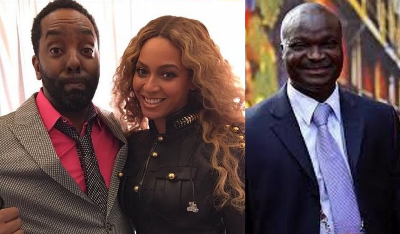 Alan Floyd COO of Jay-Z, Beyoncé supports the charity work of Roger Milla
