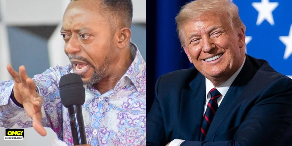 Trump Can Still Win If He Repents From His Sins – Ghanaian Pastor