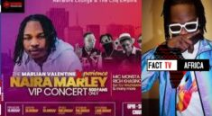 Naira Marley Promise to feature many Cameroonian artists and to teach them how to love cameroon