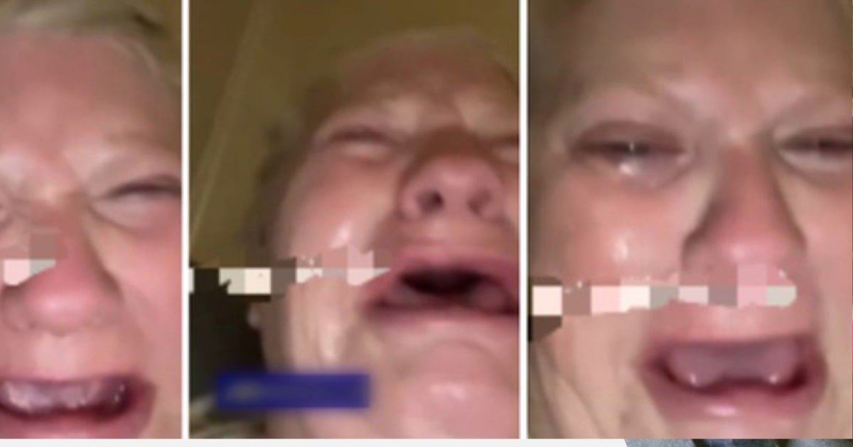 White Woman Cries Uncontrollably After Being Scammed