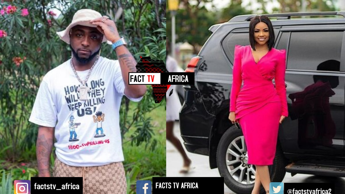 Davido And Nengi Allegedly Clash And Unfollow Each Other On Instagram